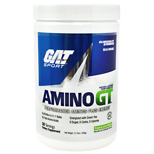 GAT Amino GT - Tropical Lime Mojito - 30 Servings - 859613643001