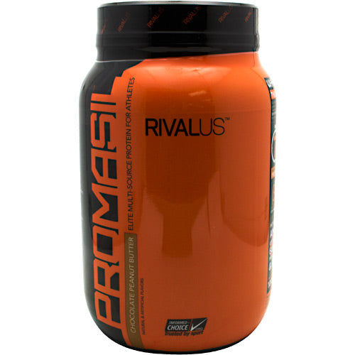 Rivalus Rivalus Promasil - Chocolate Peanut Butter - 2 lbs - 807156001895