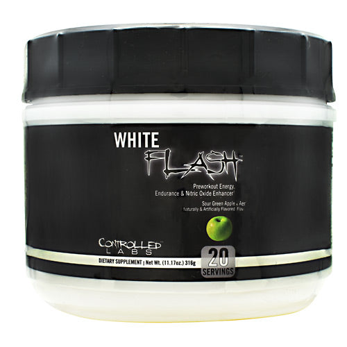 Controlled Labs White Flash Supplements - asnokc.com