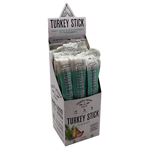 Country Archer Turkey Stick Snacks / Foods - asnokc.com