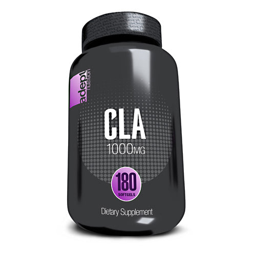 Adept Nutrition CLA - 180 Softgels - 850850003283