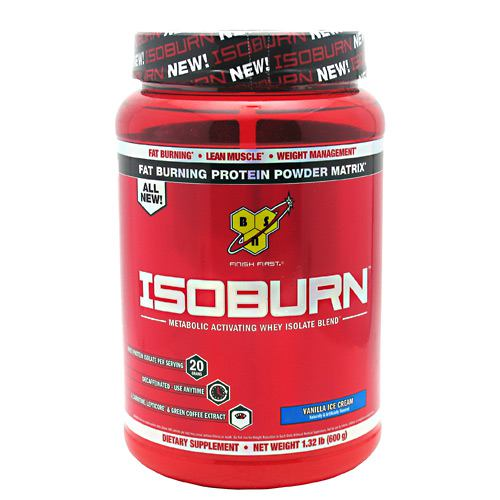 BSN Isoburn Supplements - asnokc.com