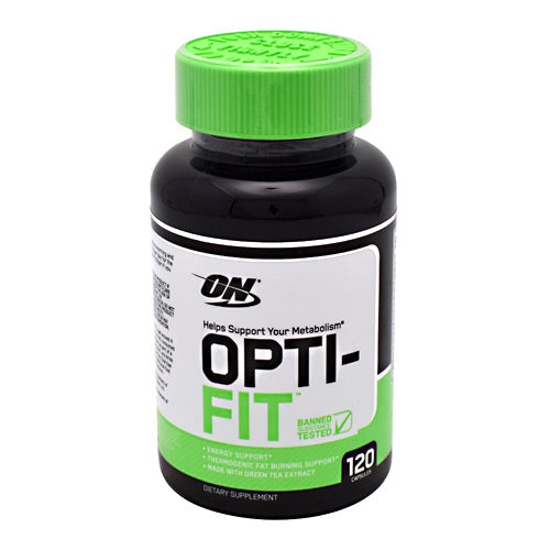 Optimum Nutrition Opti-Fit - 120 Capsules - 748927055344