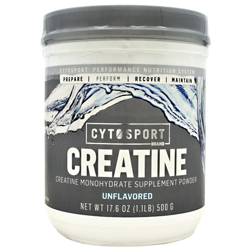 Cytosport Creatine - Unflavored - 1.1 lb - 660726803608