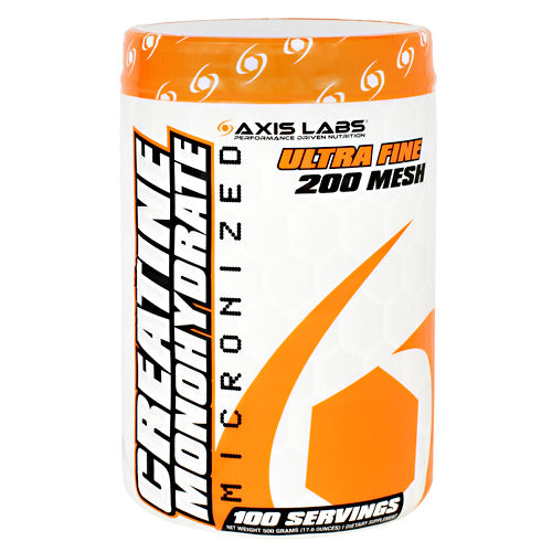 Axis Labs Essential Series Creatine Monohydrate Supplements - asnokc.com
