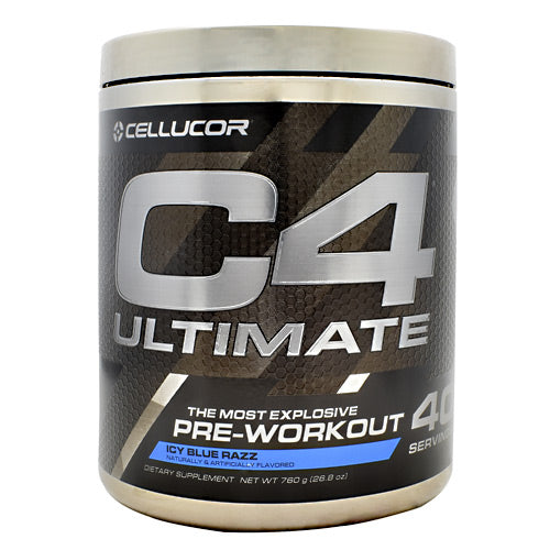 Cellucor iD Series C4 Ultimate Supplements - asnokc.com