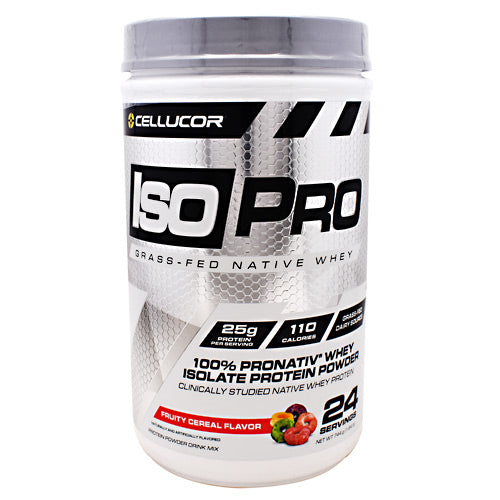 Cellucor Iso Pro Supplements - asnokc.com