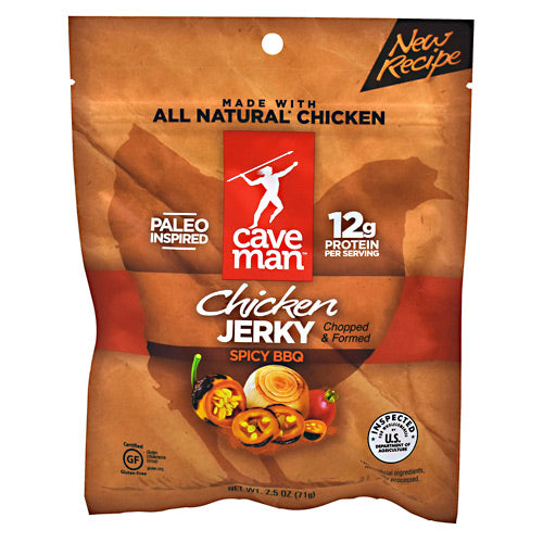 Caveman Foods Chicken Jerky Snacks / Foods - asnokc.com