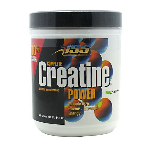 ISS Complete Creatine Power - 14.1 oz - 788434111461