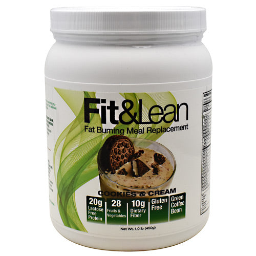 MHP Fit & Lean - Cookies & Cream - 10 Servings - 666222095943