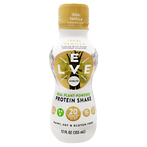 Cytosport Evolve RTD - Ideal Vanilla - 12  - 876063001953