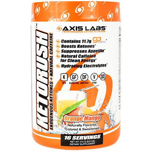 Axis Labs KetoRush Supplements - asnokc.com
