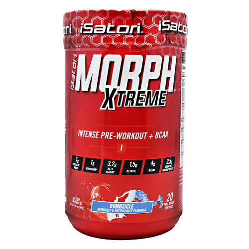iSatori Technologies Morph Xtreme - Bombsicle - 20 Servings - 883488005220