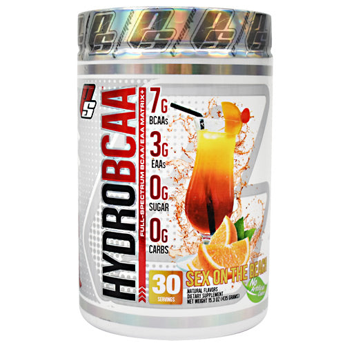 Pro Supps HydroBCAA - Sex on the Beach - 30 Servings - 818253023093