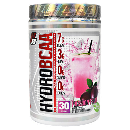 Pro Supps HydroBCAA - Passion Fruit - 30 Servings - 818253026339