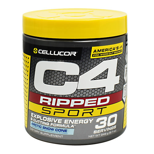 Cellucor C4 Ripped Sport Supplements - asnokc.com
