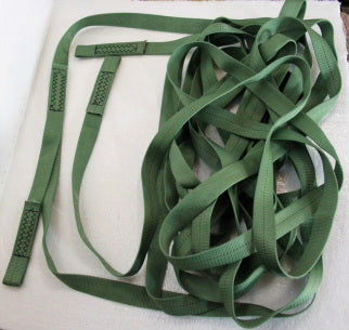 "1"" Tubular Nylon 3Loops"