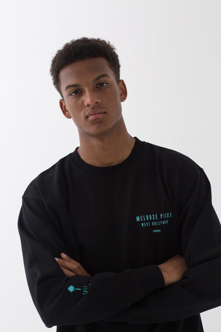 MELROSE PLACE CREWNECK