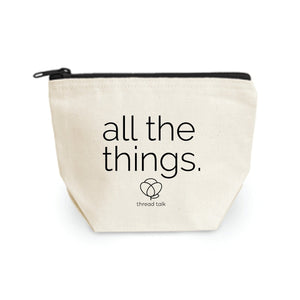 Pouch - All The Things Pouch