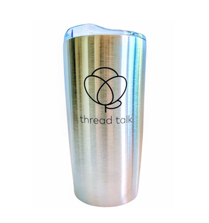 Thread Talk Tumbler