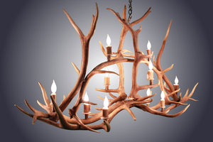 Antler Chandelier awc-36