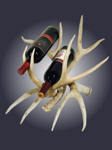 Antler Double Wine Bottle Holder (WR-2) - Antlerworx
