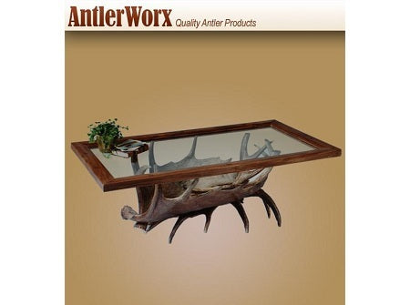 Moose Coffee Table (MCT-1) - Antlerworx