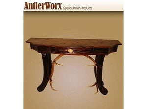 Spanish Console Table (ST-9) - Antlerworx