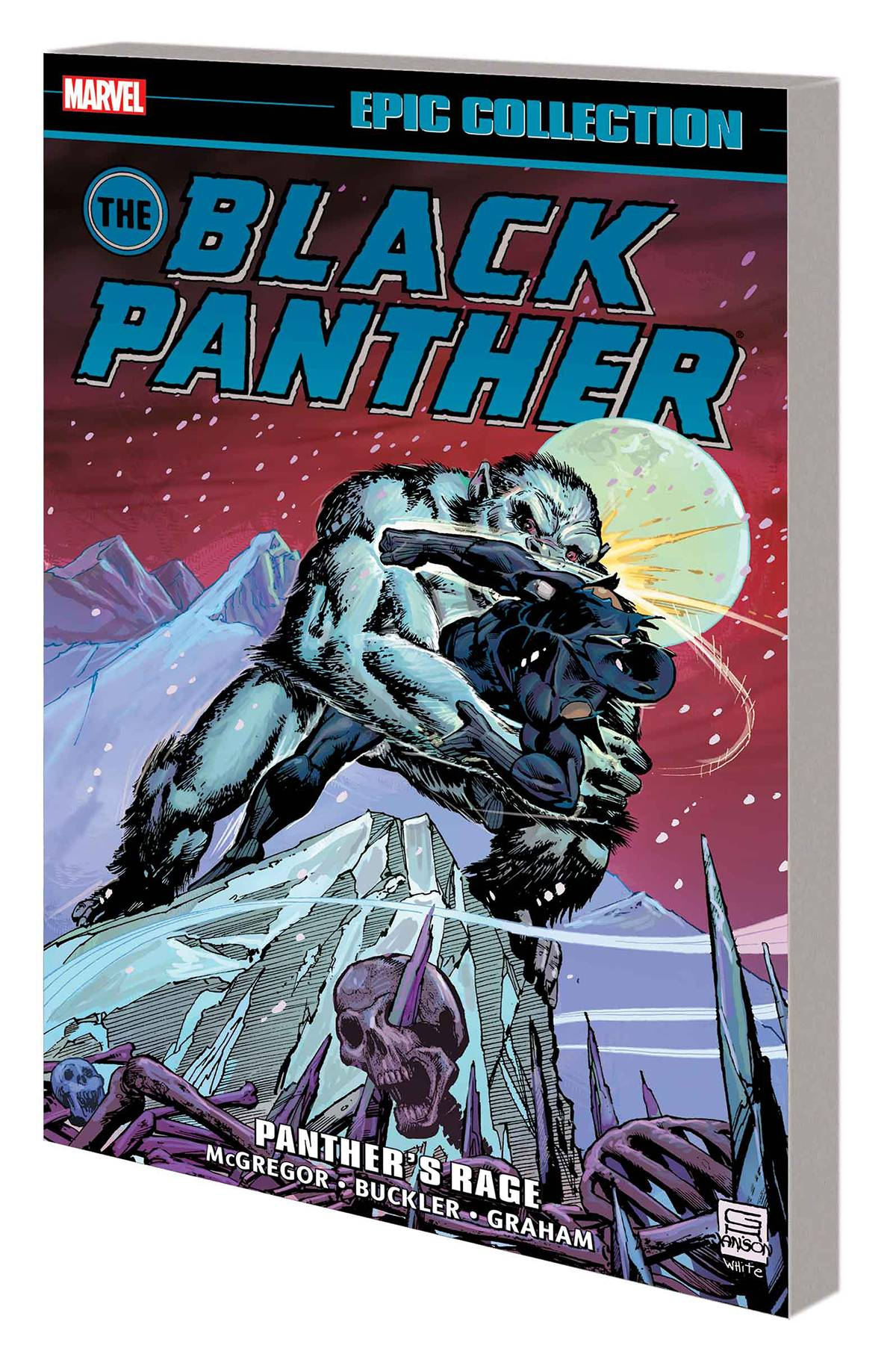 Blue panthers books