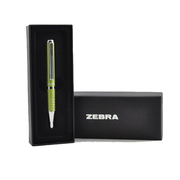 PLUMA SLIDE PEN FASHION 1.0 MM VERDE 1 PZ 7902-03 ZEBRA