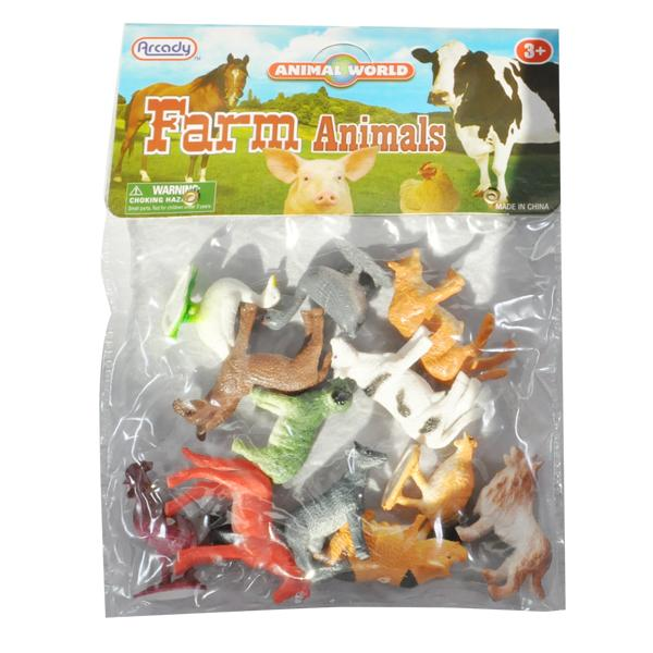 ANIMALES MAQUETA GRANJA CHICO 4 SEASONS