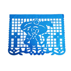 ADORNO PAPEL PICADO HALLOWEEN PLANNING