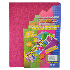 FOAMY CARTA DIAMANTINA 2 PZ FIUSHA MNK