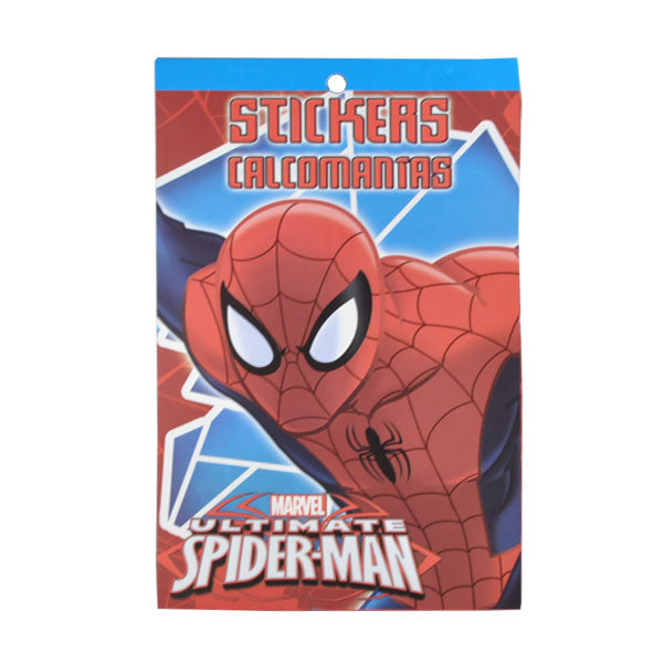 BLOCK CALCOMANIA SPIDER MAN GRANMARK