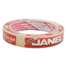 TAPE TRANSPARENTE 18X65 MT 119 JANEL MNK