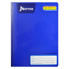 CUADERNO COLLEGE COSIDO COLOR 360 100 HJ DOBLE RAYA NORMA MNK