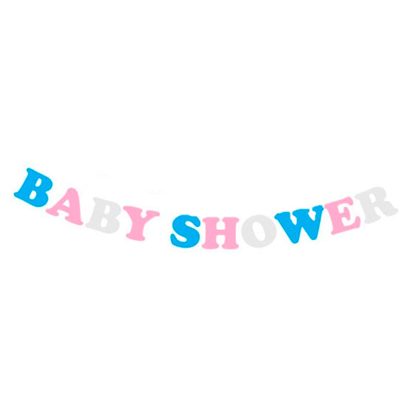 LETRERO FOAMY BABY SHOWER NAEN