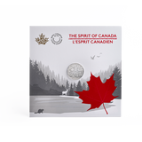Spirit of Canada (2017) pure silver coin