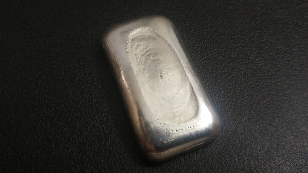 2 oz .999 Fine Silver Bruce County Bullion Investment Bar