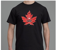 Canadian Silver Saver XL YouTube Poured Silver Masters T-Shirt