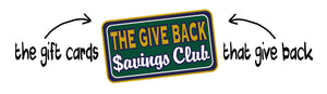 The Give Back Savings Club