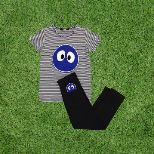 Boys Monster Loungewear Set