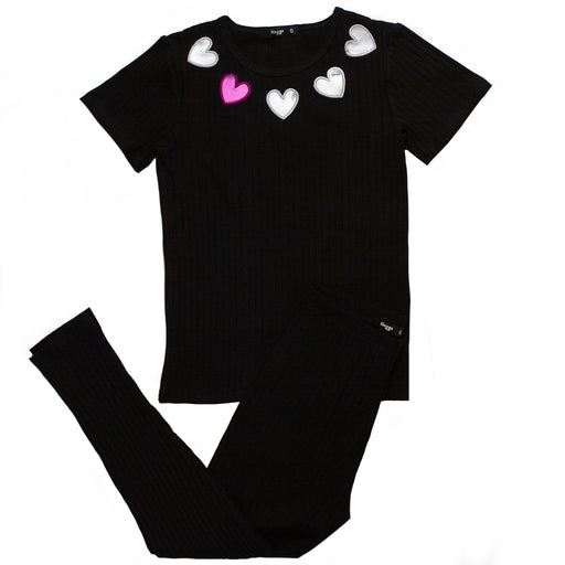 Mirror Heart Loungewear Set