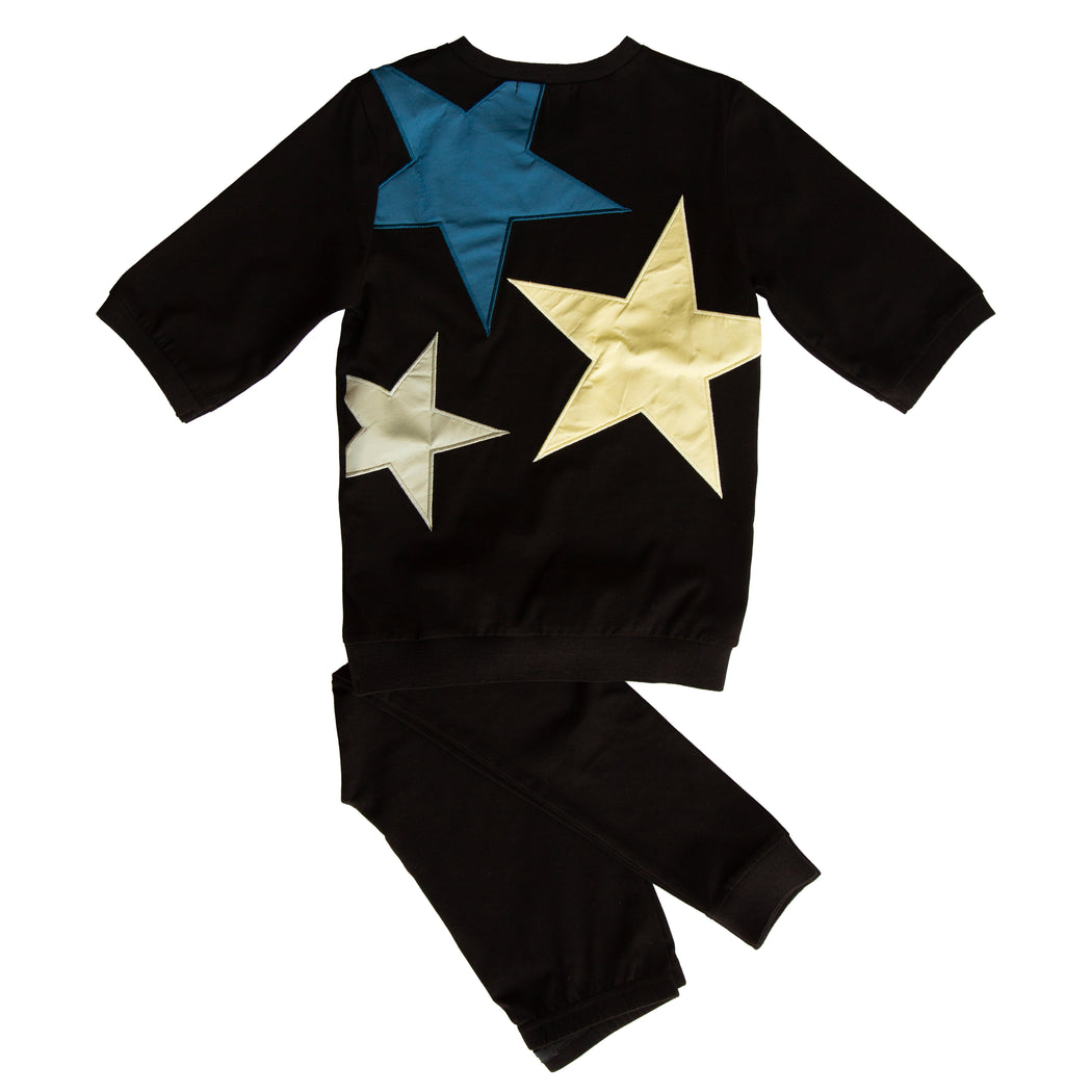 Covered in Stars Loungewear set, Boys