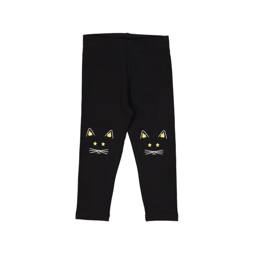 Black Kitten Leggings