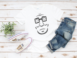 Hank Hill Face Shirt - Killed Fitty Men