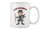 Bah Humbug! Cotton Hill King Of The Hill Coffee Mug - Killed Fitty Men