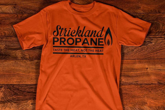 Strickland Propane Taste The Meat Shirt - Killed Fitty Men