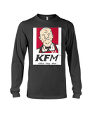 Cotton Hill Killed Fittty Men Long Sleeve T Shirt - Killed Fitty Men