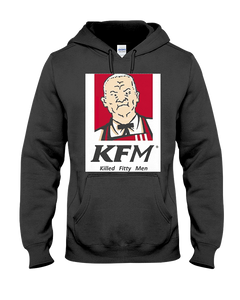 Cotton Hill Killed Fitty Men Hoodie - Killed Fitty Men